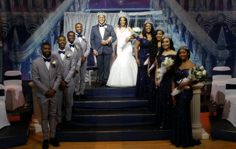 Morgan State's Royal Court of 2018.