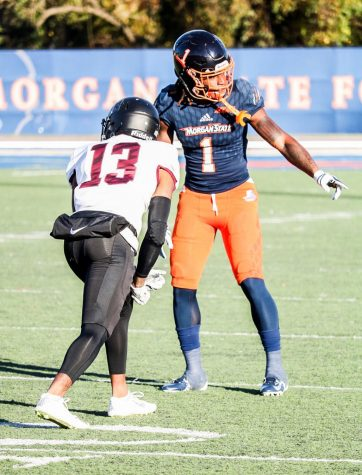 Six Morgan State football players selected to All-MEAC team
