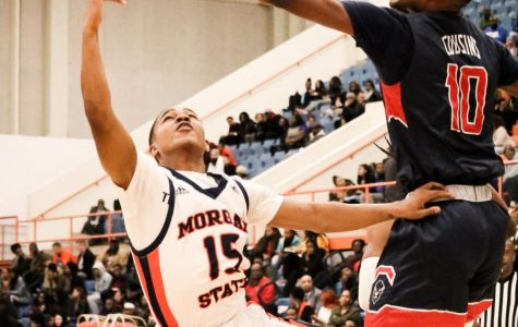 Morgan State Bears defeated by Howard Bison