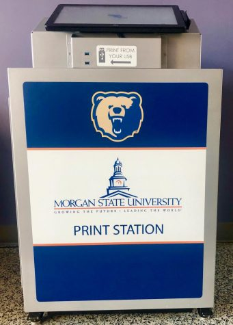 Morgan students are dissatisfied with Wēpa Cloud Printing alternative