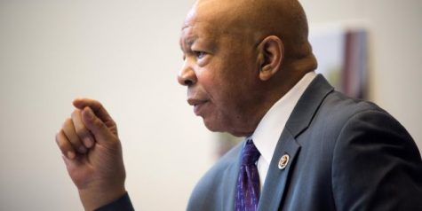 Maryland Rep. Elijah Cummings will deliver Morgan