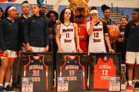 Morgan State completes the shut out over DSU