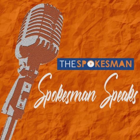 The Spokesman Speaks: Episode 1