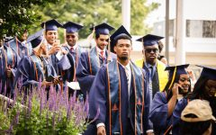 Morgan's 143rd spring commencement honors past and reaches to future