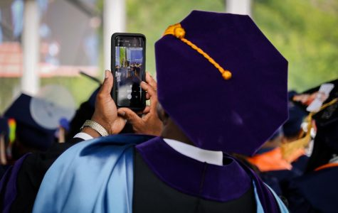 'It's not a commencement, this is a ceremony': Morgan postpones graduation, live stream takes its place