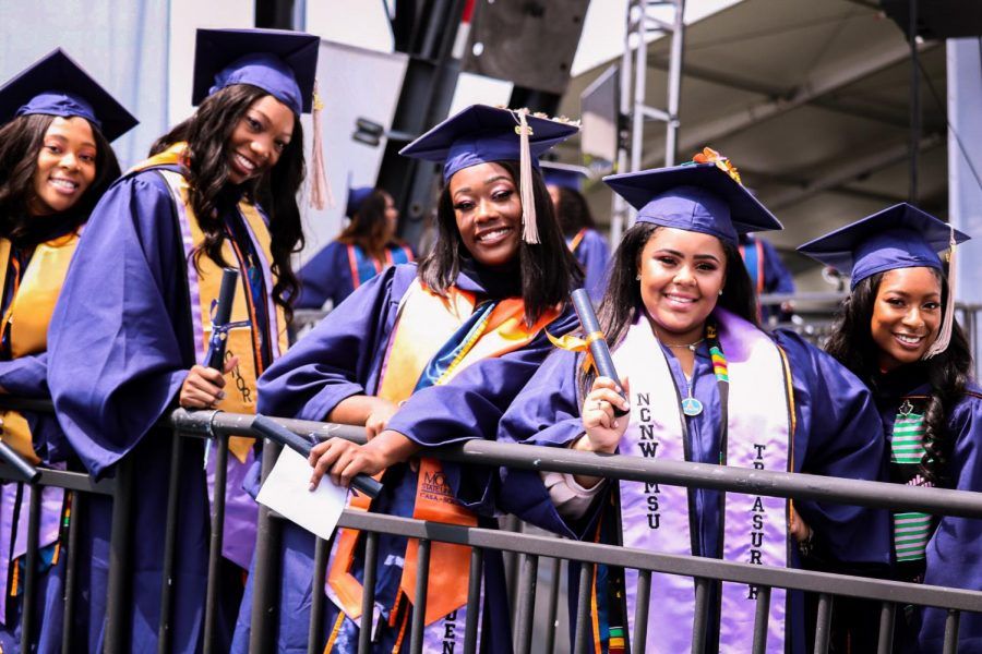 Morgan State University plans to host in-person commencement for spring 2021