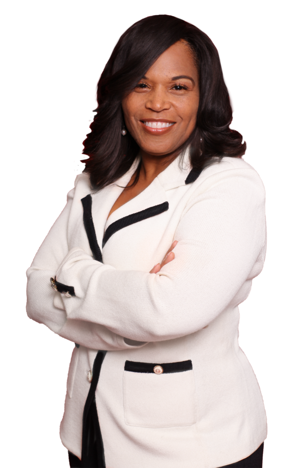 Morgan Sate University's new provost and vice president for Academic Affairs, Lesia Crumpton-Young