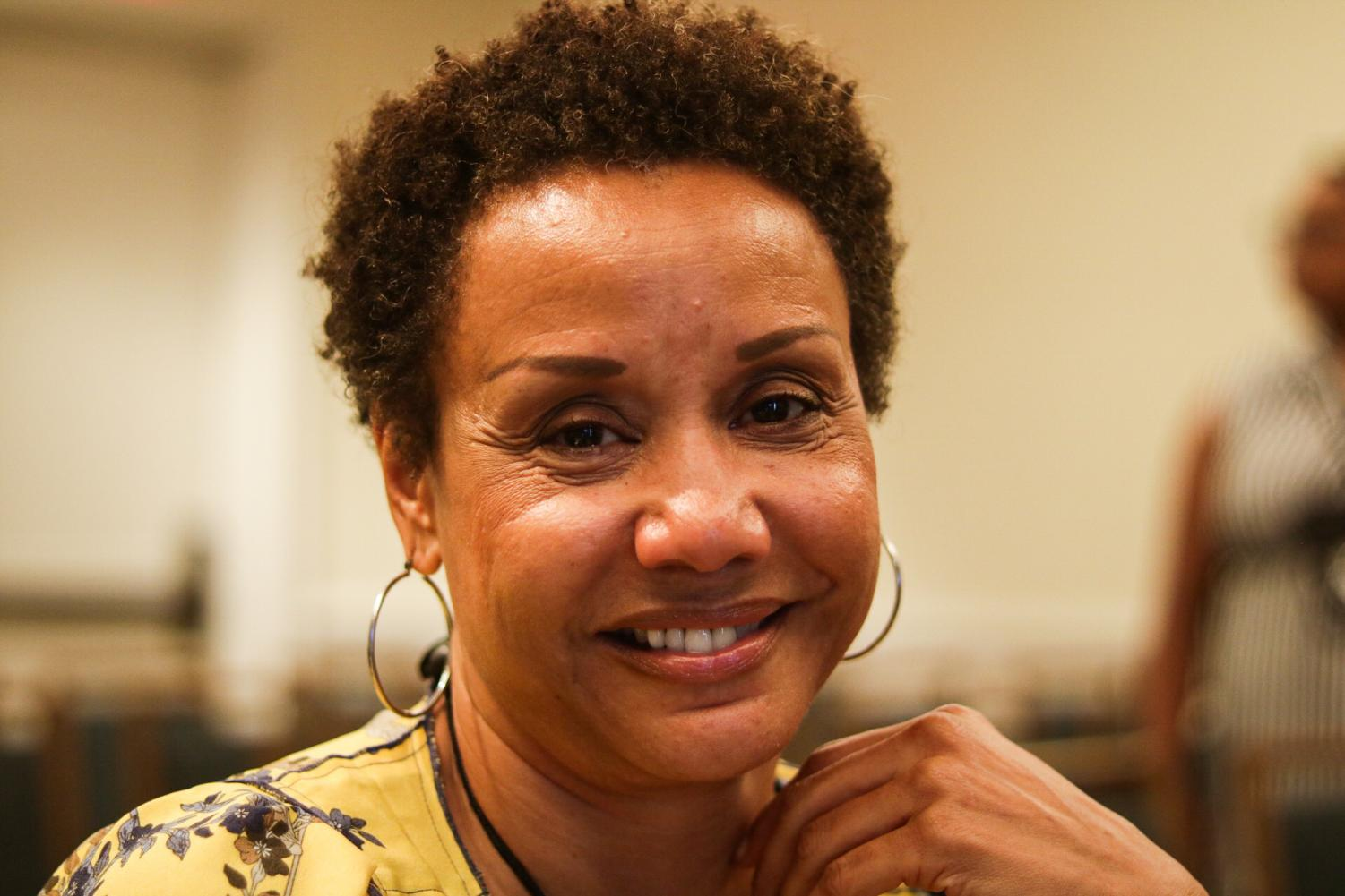 Kelly D. Williams, whose Youth Advocate Programs help inner city youth and their families