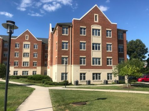 The Morgan View is an off-campus student housing complex that sits on Pentridge Road.