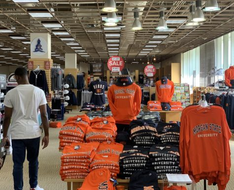 Morgan State University will back renovations in the Northwood Shopping Center