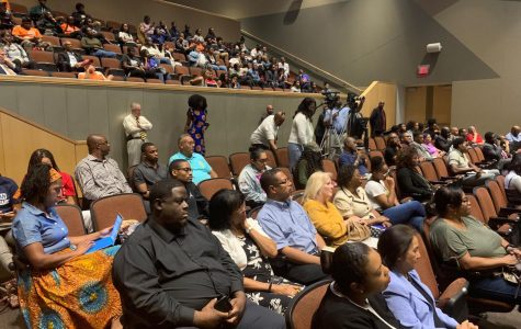 Campus security at the forefront of Morgan town hall discussion