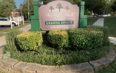 Marble Hall Gardens Apartments is an off-campus housing apartment complex for upperclassmen students at Morgan State University.