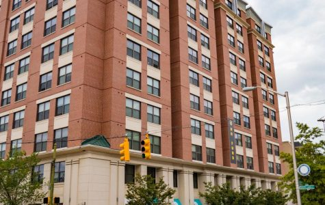 Morgan's partnership with downtown apartments temporarily satisfy housing concerns