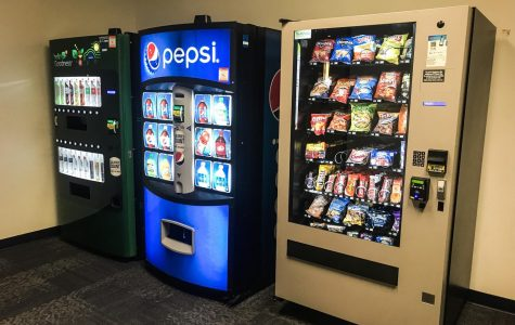 New university contract brings updated vending machines to campus buildings