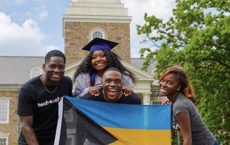 Morgan's Bahamian students kick-start Hurricane Dorian relief drive
