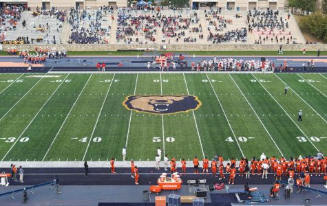 Morgan State University's Hughes Football Stadium.