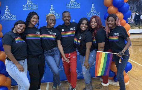 After 4 year hiatus, Morgan's gay alliance organization returns