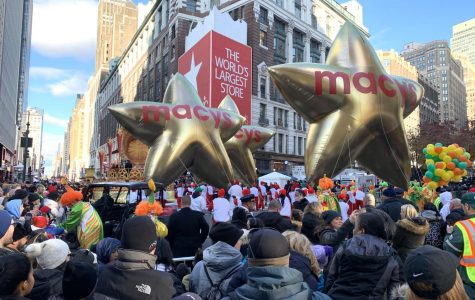 Morgan band steals NYC, Macy's parade with historic performance