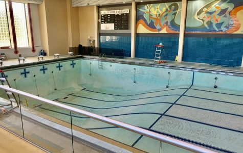 Students left high and dry during campus pool semester-long closure