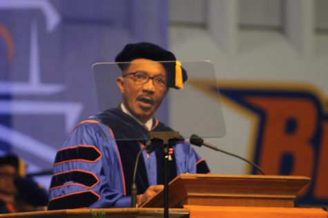Morgan Board of Regents Chairman Kweisi Mfume