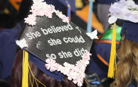 Scenes from Morgan's Fall 2019 Commencement Ceremony