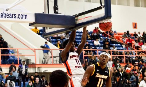 Morgan men's basketball team drive past Regent Royals in 88-52 blowout victory