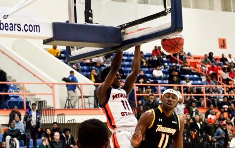 Morgan Bears' losing streak continues with a loss to Towson Tigers, 76-61