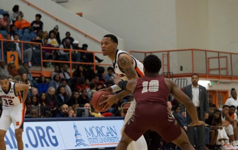 Bears defeat Maryland Eastern Shore 61-53