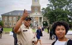 Campus return weighed at Morgan State's annual spring town hall