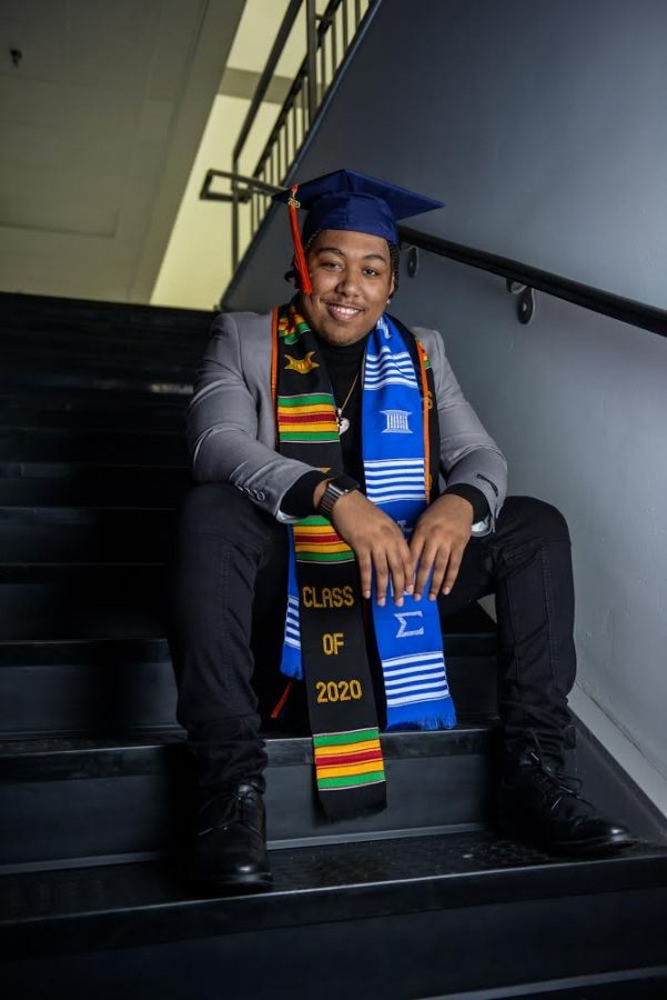 Malik Smith is an electrical engineering major from Baltimore.
