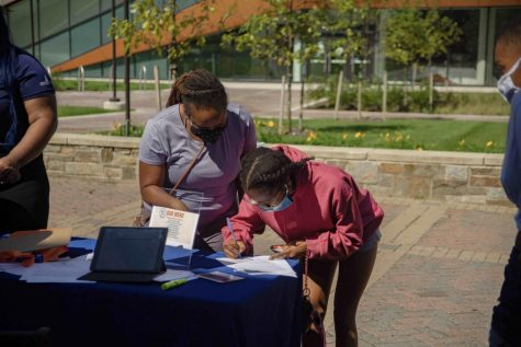 'It's just hard': student enrollment declines, freshmen grapple with campus life