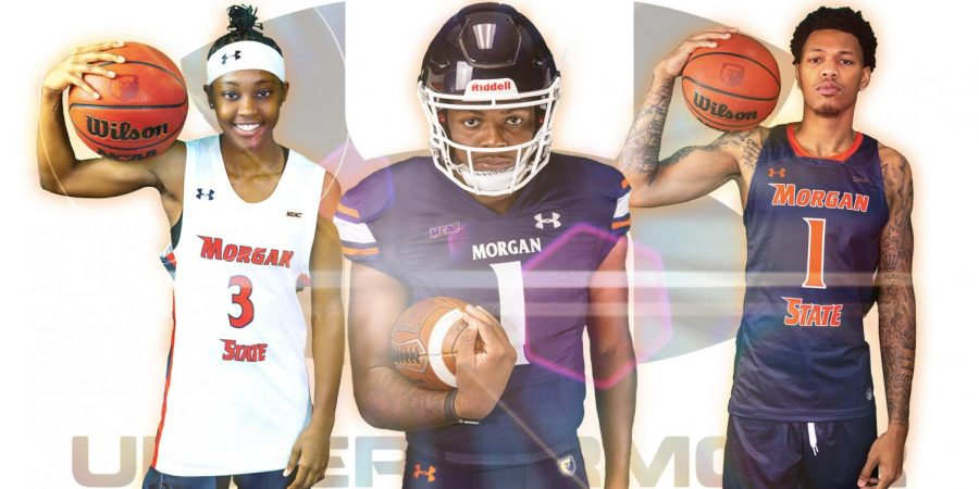 Morgan State University partners with Under Armour.
