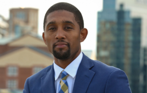 Q & A: Baltimore mayoral candidate Brandon Scott