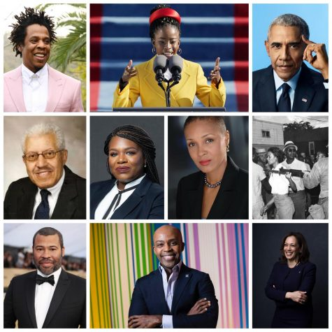 Black History Month: Living Figures of Significance