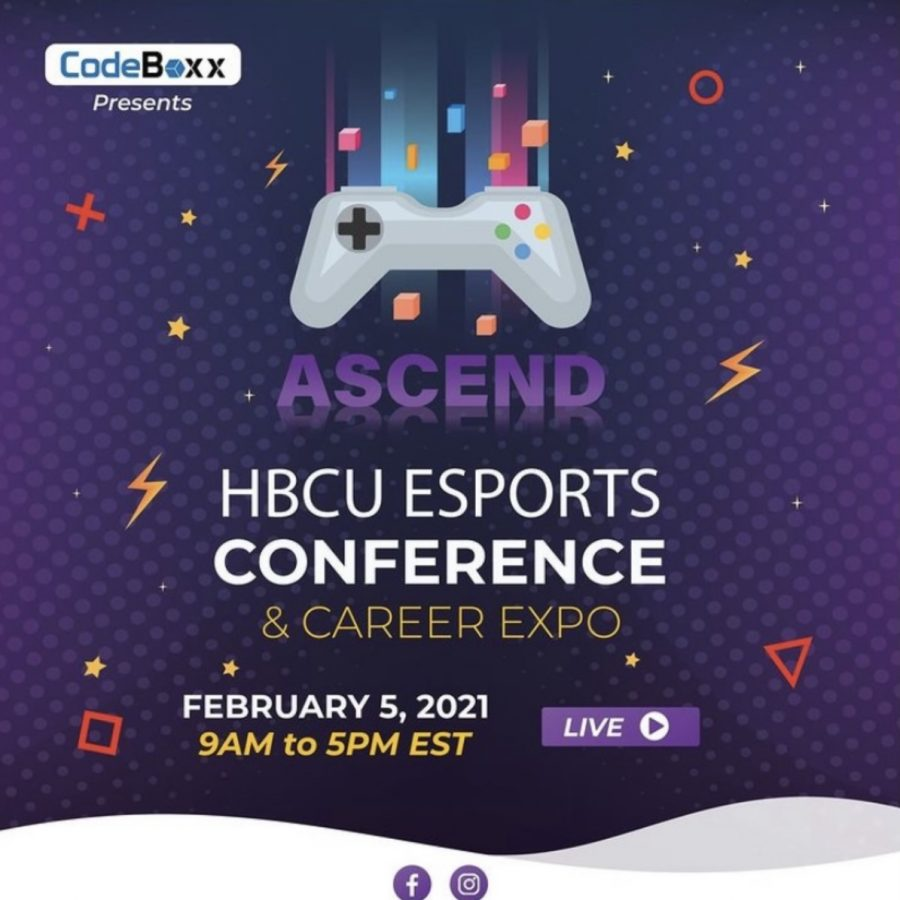 First+ever+virtual+HBCU+Esports+Conference+and+Career+Expo+to+launch+Friday