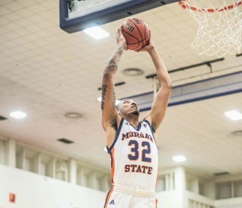 Morgan State's men's basketball team lose MEAC championship game