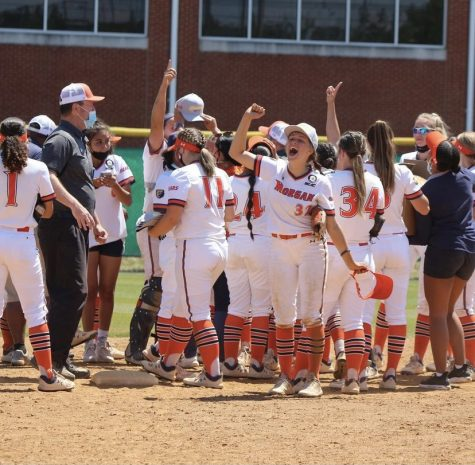 The Lady Bears will play in the NCAA Division I Softball Tournament against Oklahoma  Friday at 8:30 p.m. with the game airing on ESPN3