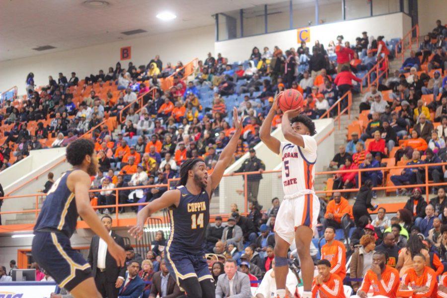 The NCAA's decision will allow student athletes at Morgan State University, like Sherwyn Devonish-Prince, to profit from their name, image, or likeness.