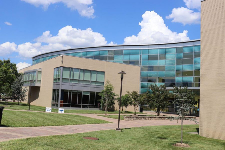 The University Student Center Morgan Commons Garage will be out of service from Sept. 5 until the end of the fall semester.