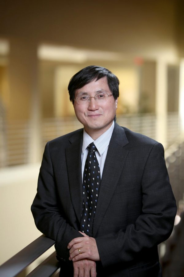 Hongtao Yu will begin his new role of provost and senior vice president of Academic Affairs on Sept. 1