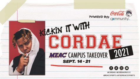 Two-time Grammy award nominated rapper Cordae will visit Morgan State University this Thursday in his