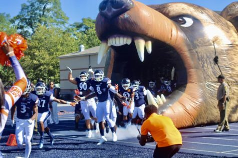 The Bears kicked off their first football game of the 2021 season this past Saturday at 4 p.m.