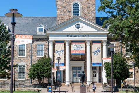 Maintenance issues in academic buildings is a cause for concern among students and faculty.