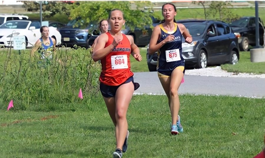 Rachel Field was named Mid-Eastern Athletic Conference (MEAC) Runner of the Week on Sept. 8.