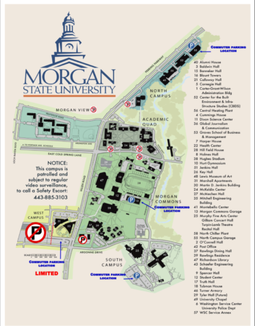 Faculty and students will be redirected to Lot Y on the lower level of the Murphy Fine Arts Center, Lot QN near the School of Business and Management, and the North Campus Garage by the Center for the Built Environment and Infrastructure Studies (CBEIS) for parking.