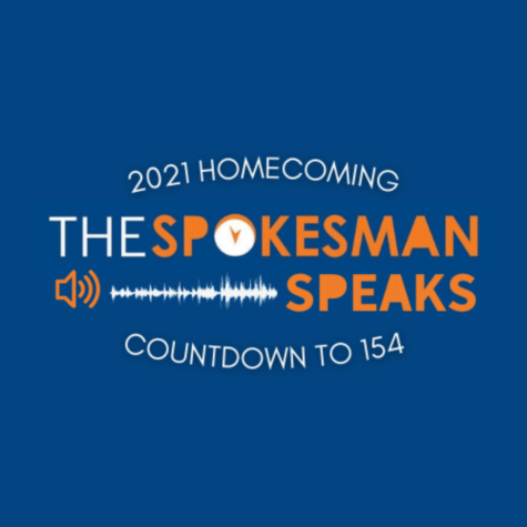 Countdown to 154: Premiere Podcast of The Spokesman Speaks