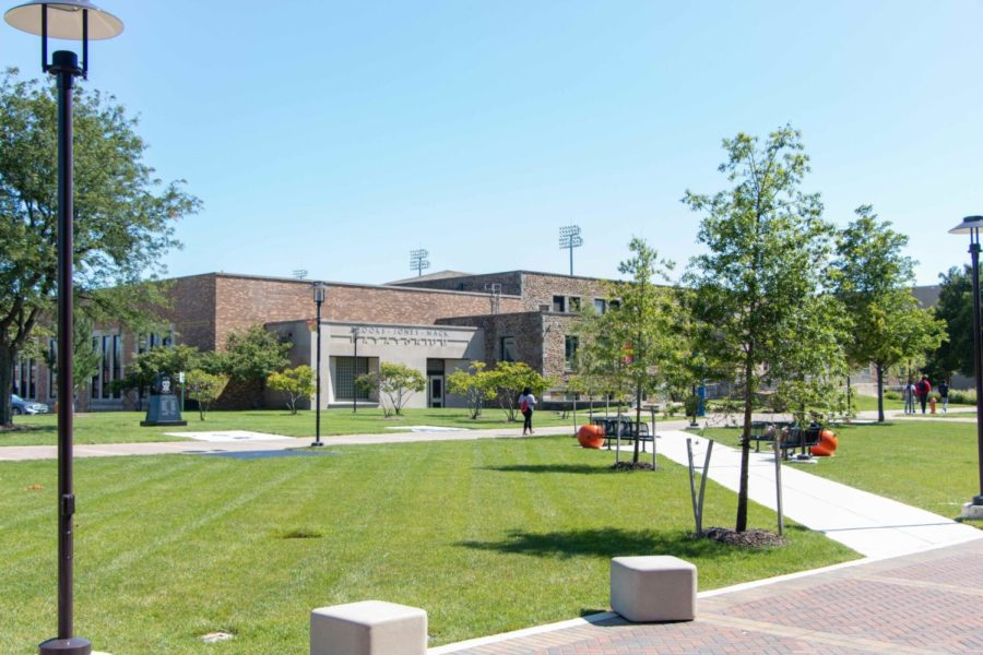 52 individuals have tested positive on campus since the start of the fall semester.