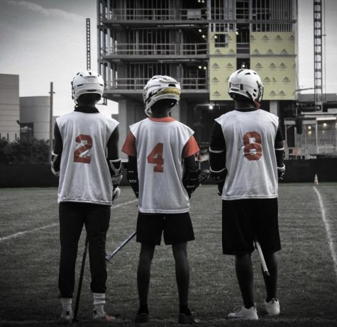 Morgan States Lacrosse Club is currently running a fundraiser to raise money for their organization. Some of their goals include playing home games in Hughes Stadium in 2024 and providing athletes with uniforms and equipment.