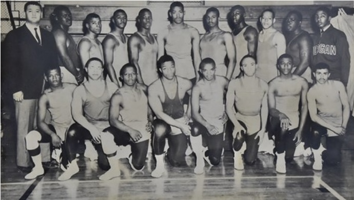 Morgan is set to become the only HBCU to offer varsity wrestling at the NCAA Division I level.