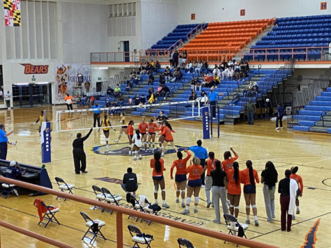 Morgan dropped their last match against Coppin 3-0 last Friday.